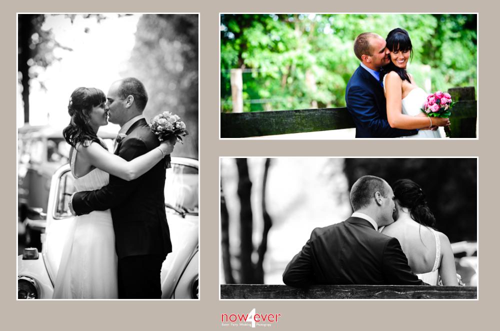 Weddingshoot Trouw Leen & Diederick