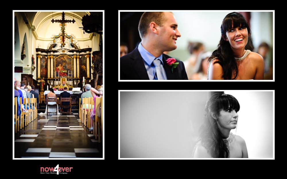 Trouw Wedding Leen & Diederick church
