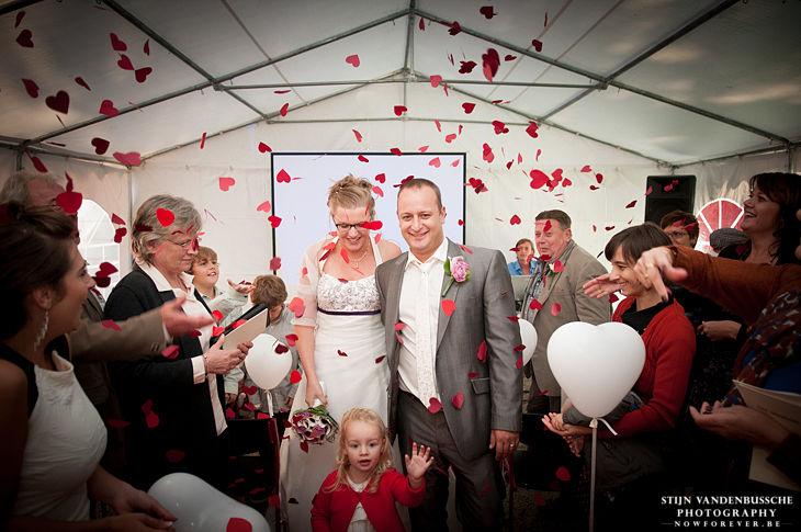 39_rozen op de rode loper van het huwelijk