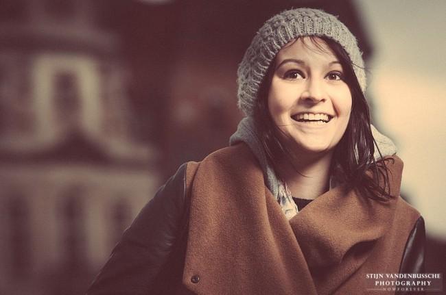 portret jonge dame met muts_2