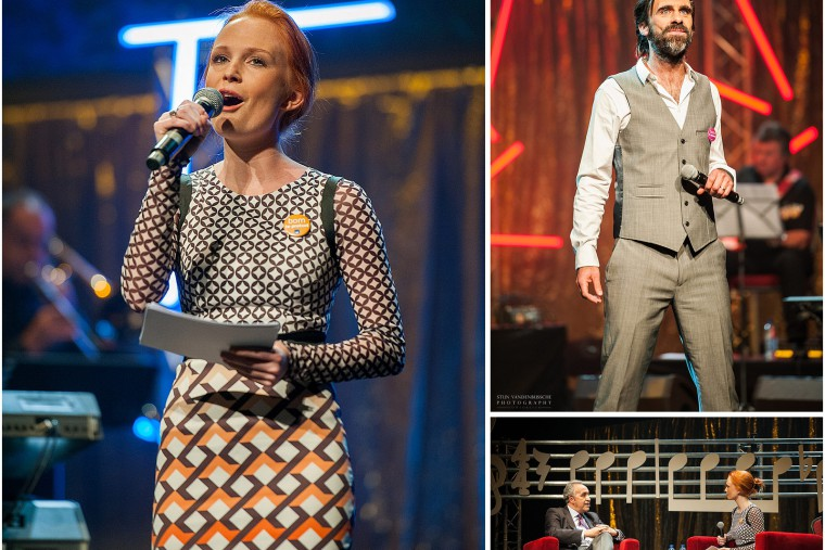 Eventfotografie voor AXA's Music for the heart