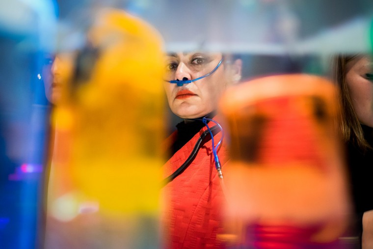 Eventfotografie in Brussel voor Estee Lauder
